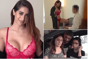 Lady Catches Her Fiance After Being Lured To Bed By A $exy Model (Photos/Video)