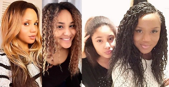 maheeda prays for her daughter not to be like her as she clocks 17 today - Maheeda Prays for her daughter to not be like her as she clocks 17 immediately