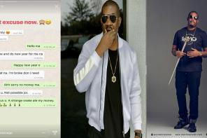 Checkout This Hilarious Chat between Don Jazzy and a Female Fan