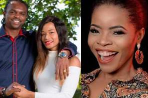 War Between Kanu Nwankwo's Wife, Amara And Laura Ikeji