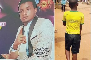 Yahoo boys are trying to set me up – Pastor accused of defiling 10-year old boy