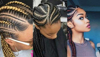 10 Ghana Weaving All Back Styles Bound To Make You The Centre Of Attention