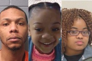 4-yr-old girl beaten to death and burned alive by her mother and boyfriend