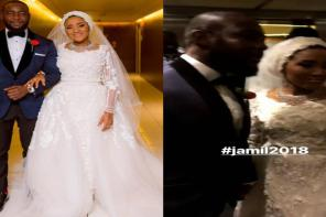Checkout these hilarious tweets about Fatima Dangote and Jamil abubakar's wedding in lagos