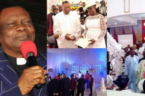 75 year old popular evangelist, Prophet Samuel Abiara remarries