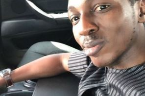 Gospel artist Frank Edwards shares the sad story of why he has permamently red eyes
