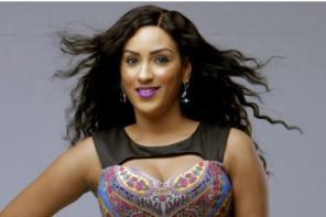 Checkout Juliet Ibrahim And Her Little Son In A Loved Up Photo
