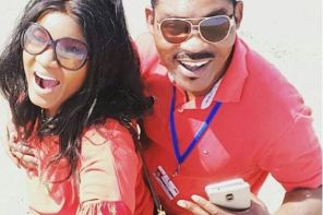 Omotola's Husband Reveals How He Met And Fell In Love With Her At Age 26 In Church
