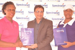 Spectranet Joins the World to Honour Women