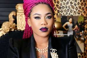 See the reply Toyin Lawani gave her mum who told her to go and marry a rich man