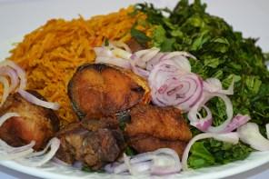 Nigerian Dishes: African Salad aka Abacha