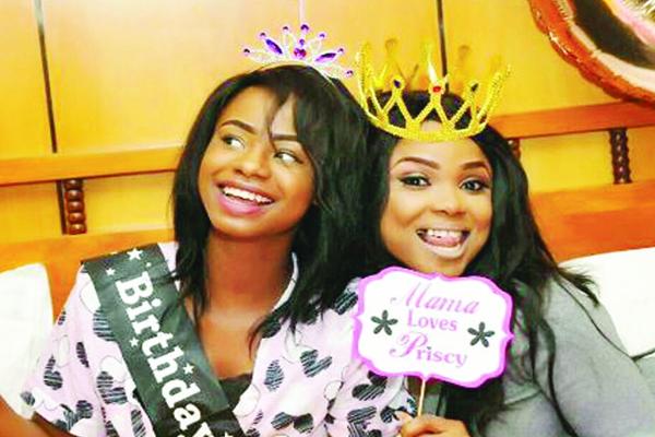 Iyabo Ojo's daughter, Priscilla reveals virginity status