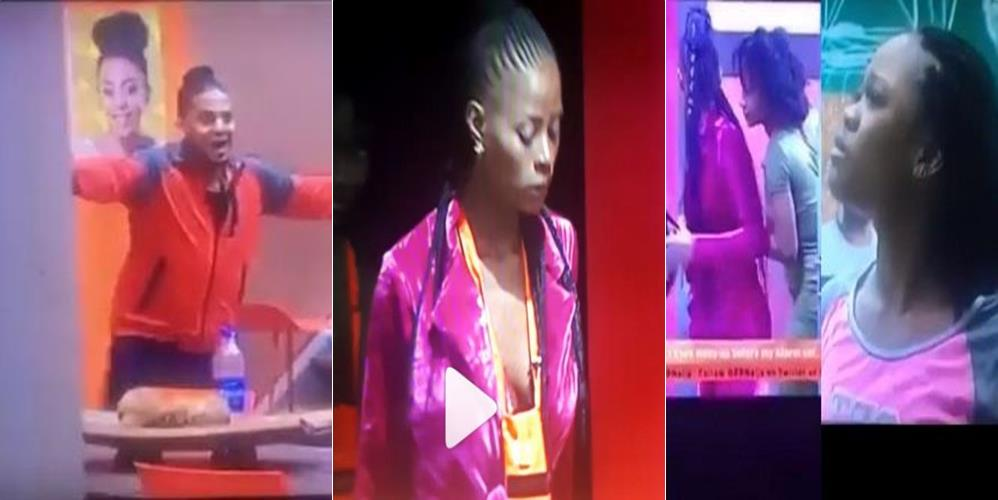 #BBNaija2018: Anto Expresses Disappointment In Lolu