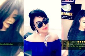 Bobrisky Reveals Why His Bae Is Yet To Buy Him A Gwagon (photos)