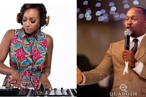 DJ Cuppy Reacts After Ushbebe Said She's 'Wack' And Overrated