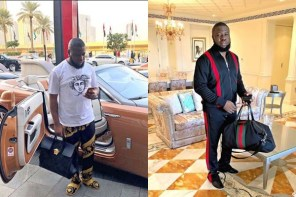 Hushpuppi Reacts To Daddy Freeze Calling Out Of Celebrities With Fake Watch