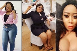 """I just have fats in the right place"" – Moyo Lawal Fires Back At Body Shamers"