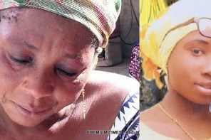 """Let the will of God be done"" – Mother of Christian Dapchi girl held back by Boko Haram"