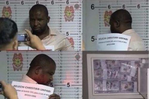 1 Nigerian Fraudster Killed, 7 Arrested During A Police