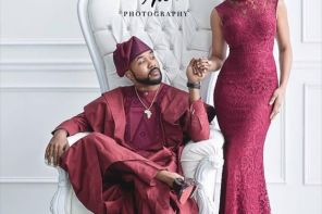 Slay Corner: The perfect outfit for the elegant Mr & Mrs for that special owambe