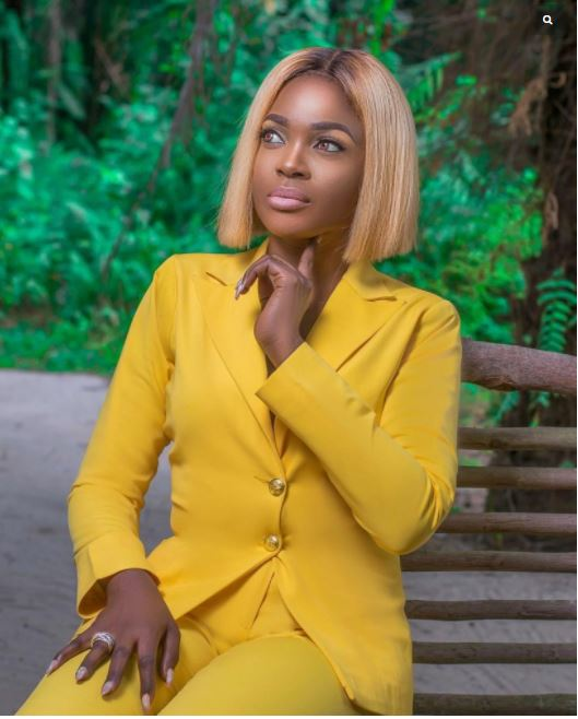 nollywood actress omoni oboli goes blonde - 'Why I slept in my car all night' – Omoni Oboli