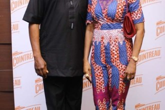 [Photos[: Betty Irabor celebrates husband Soni Irabor as he turns a year older