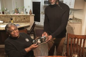 Reno Omokri Visits Okonjo-Iweala's Home, Says She Should Be President