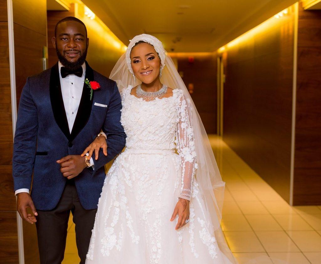 rsz fatima jamil dangote bellanaija wedding 6 1024x843 - Dangote's son in-law's alleged baby mama celebrates child's birthday with a strong message