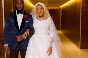 All the Photos From Fatima Dangote & Jamil Abubakar's Grand Finale Wedding in Lagos