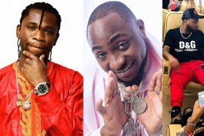 Speed Darlington blasts Davido, says he's not that rich