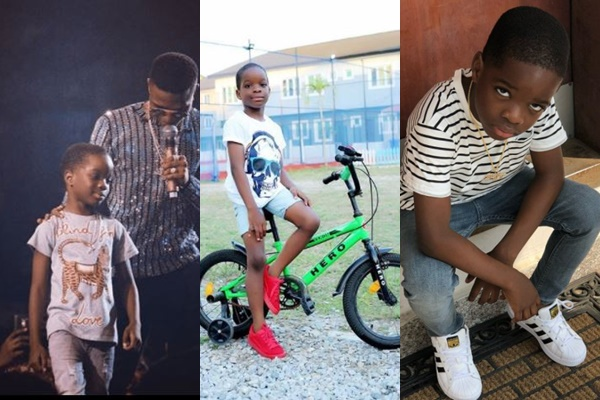 wizkid first son boluwatife set to launch clothing line - Wizkid first son Boluwatife Set to Launch Clothes Line