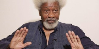 Former governorship candidate recounts how young chap disrespected Wole Soyinka on a flight
