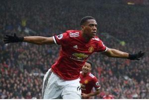Manchester United striker, Antony Martial