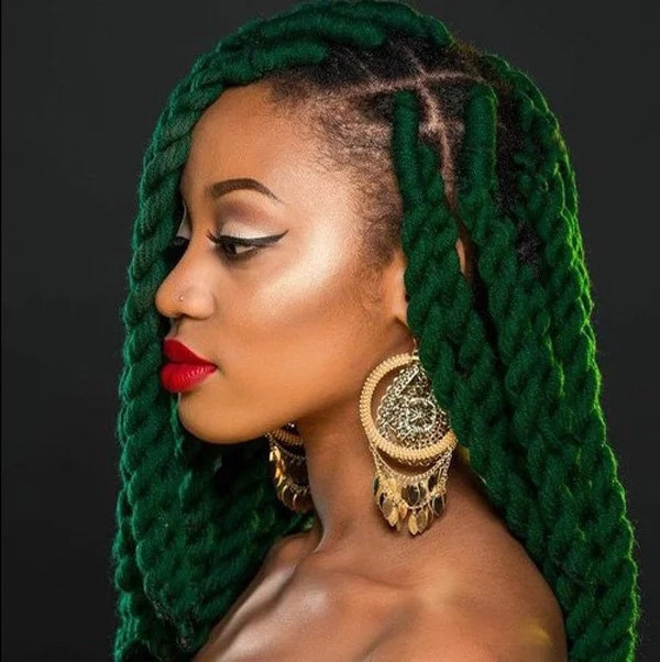 Latest Brazilian wool hairstyles in Nigeria INFORMATION