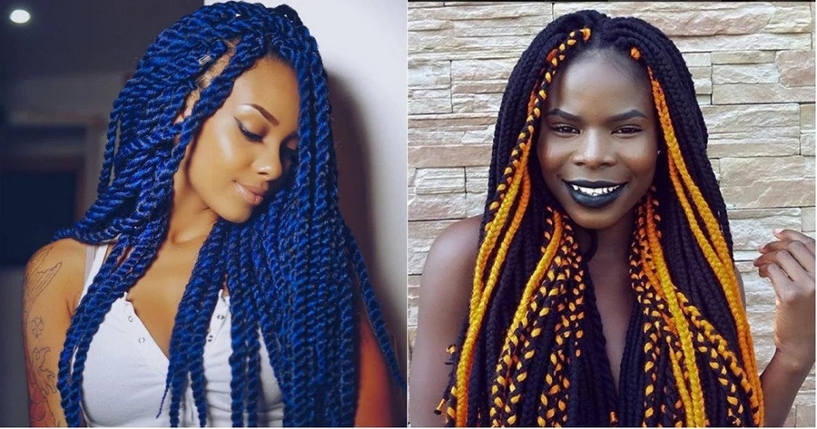 Latest Brazilian Wool Hairstyles In Nigeria