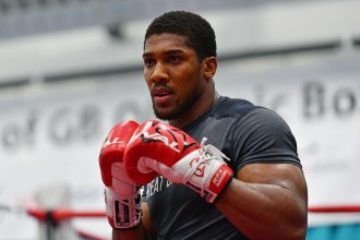 [Video]: Have A Look At The Interior Of Anthony Joshua's House