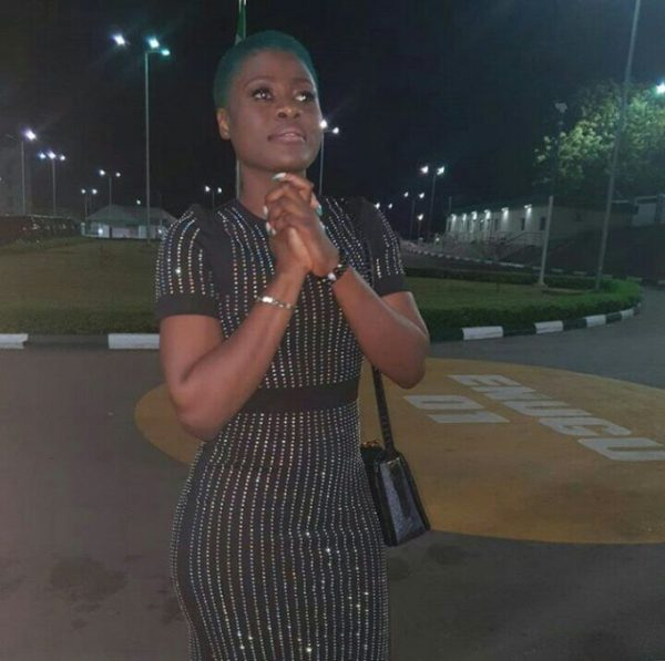 20180516 153536576564971 681x678 600x597 - #BBNaija: Alex Flaunts Her New Haircut (Pictures)