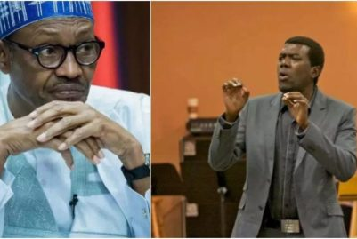 Buhari Is Looking For Me: Nigerians Drag Reno Omokri Over Comment