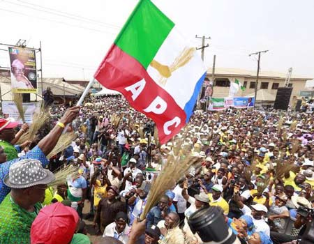 Image result for More confusion in APC as party holds state congresses