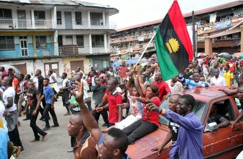 biafra ipob blows hot reveals what will happen during ohanaeze ndigbo summit tomorrow - BREAKING NEWS: Court orders re-arrest of IPOB Leader, Nnamdi Kanu