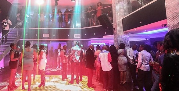 club quilox 140150 - Buhari's aide reacts to claims, celebrities ran down Escape club with unpaid debts