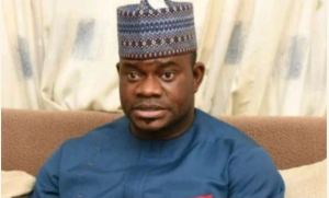 keep shouting or go meet donald trump i dont care gov bello to kogi workers video - Breaking: Just Like Ambode, No Second Term Ticket For Kogi State Governor, Yahaya Bello