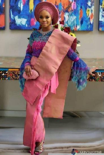 lovely photos from actress zainab baloguns traditional wedding - 'How I Met My Husband' – Zainab Balogun