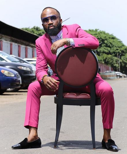 noble igwe clarifies his controversial tweets about yahoo yahoo boys - Noble Igwe's tailor arrested by the police for doing this