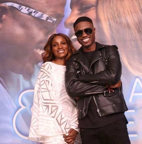 is Prince dating Seyi Shay