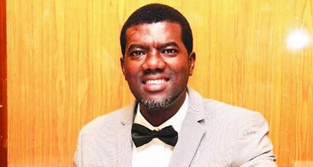 reason igp ibrahim idris shunned senate reno omokri - Reno Omokri Advises Politicians To Look For Investment Opportunities So As To Stop Depending On National Treasury