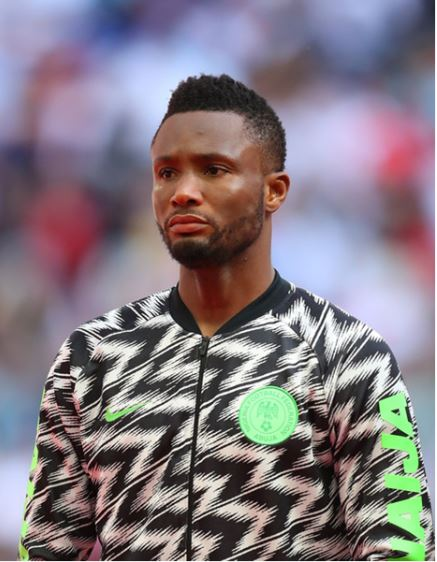 2018 world cup john obi mikel now or never - AFCON2019: Nigerians reacts, Mikel is announced to lead super Eagles