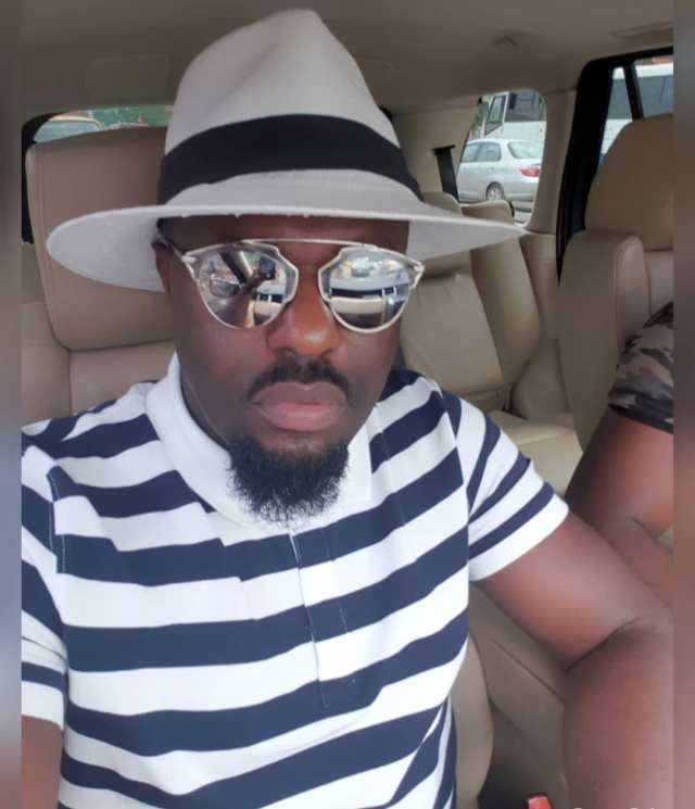 Candy TV -  Online Entertainment Tv Actor Jim Iyke Proves He's The King Of Savages With Reply To A Non-Fan,  Talks About Rita Dominic