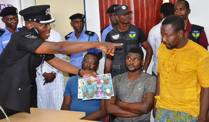 offa robberies police move key suspects to south west for firearms recovery - Judge orders medical examination of suspects' wounds allegedly sustained via police torture and gunshot