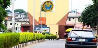 UNILAG main gate